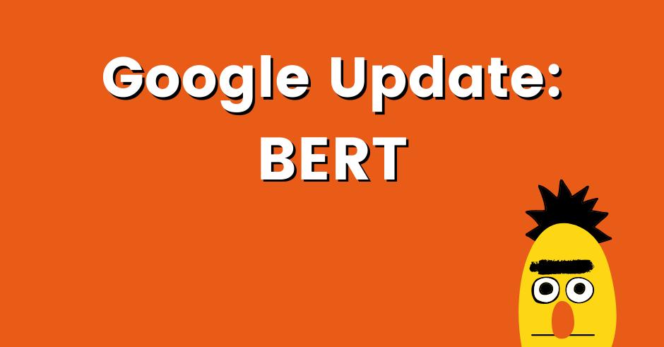 Wat is de Google Bert Update?