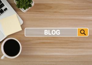 blog beginnen